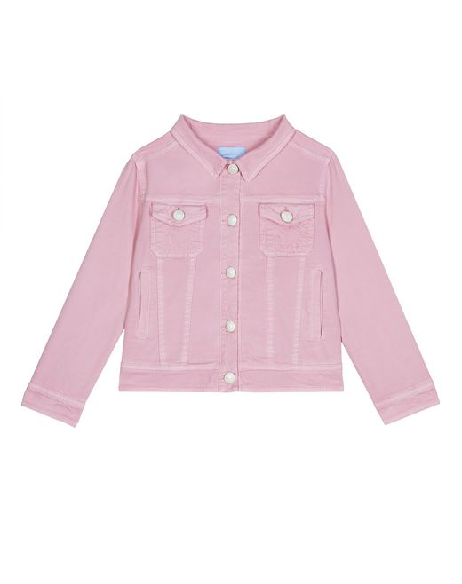 BLOUSON DENIM ROSE    - Lanvin