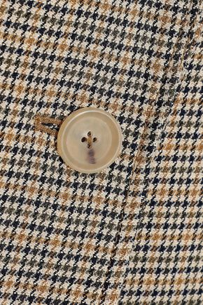 A.L.C. Buckley houndstooth jacquard blazer