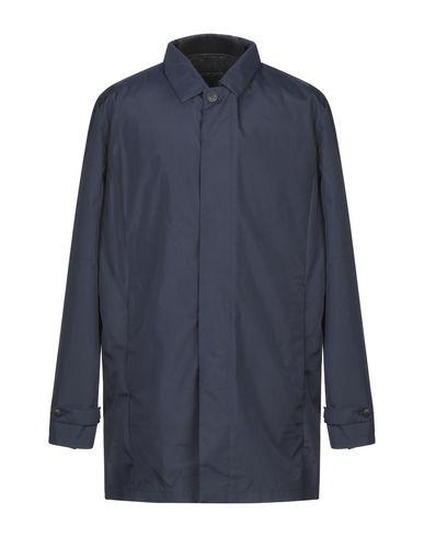 Купить Мужское пальто или плащ REPORTER темно-синего цвета