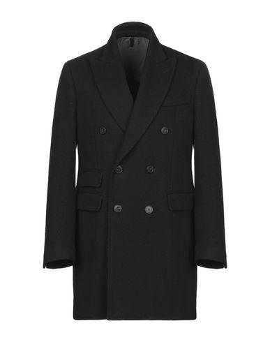 Фото - Мужское пальто или плащ DOMENICO TAGLIENTE черного цвета