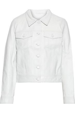 ANINE BING Cooper leather jacket