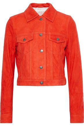 VERONICA BEARD Liam suede jacket