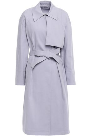 A.L.C. Bridges twill trench coat