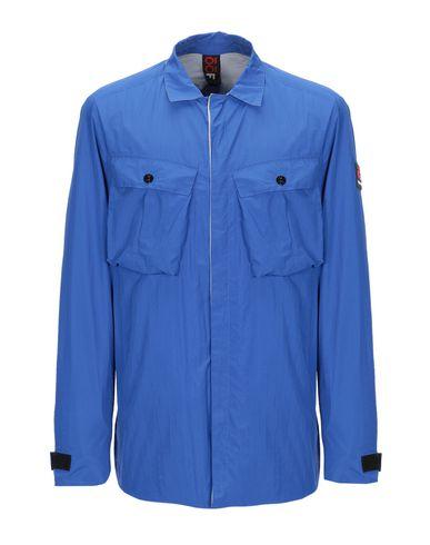 Фото - Мужскую куртку OOF синего цвета
