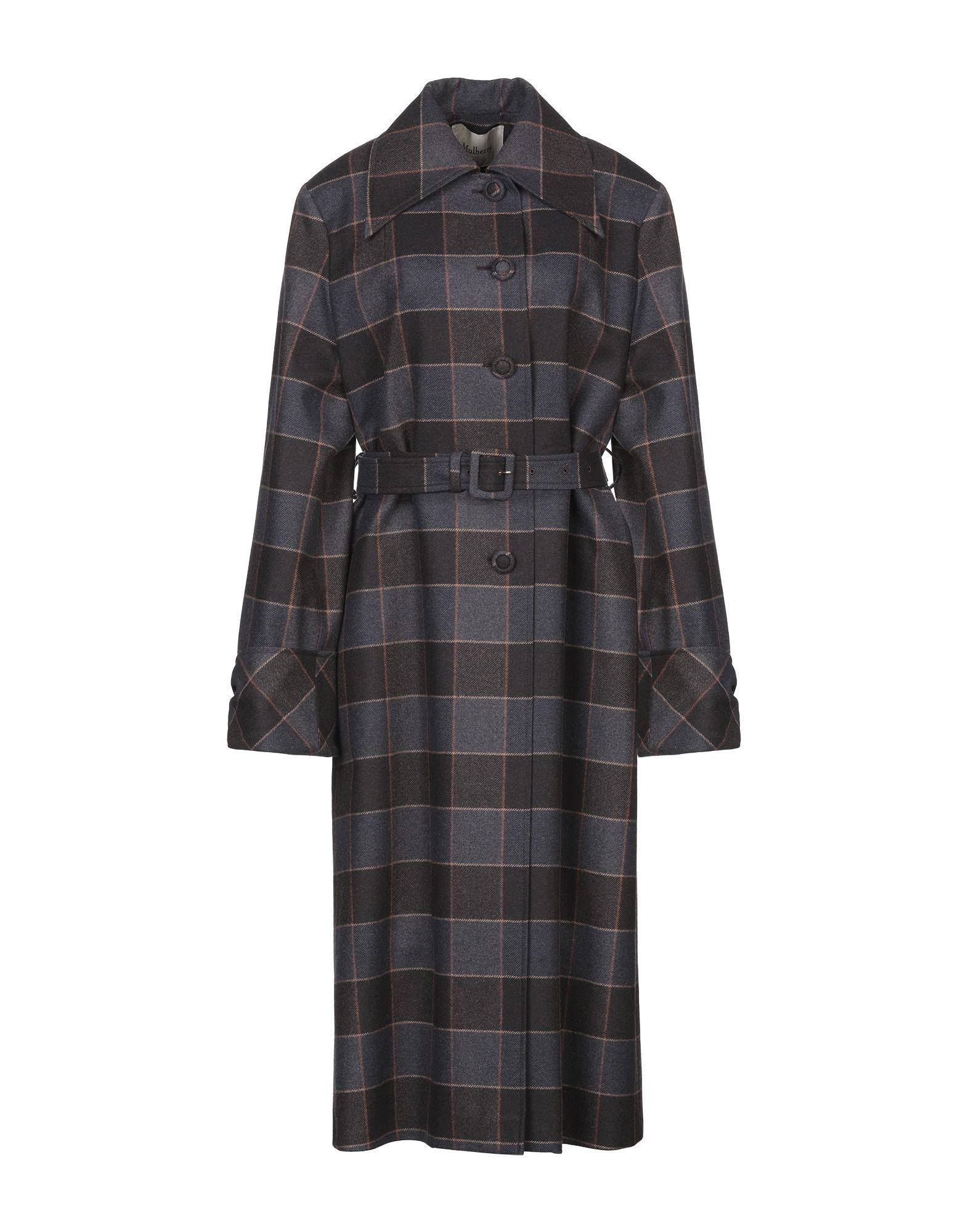 цена MULBERRY Пальто онлайн в 2017 году