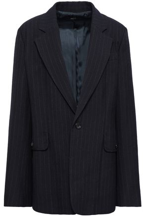 JOSEPH Pinstriped wool blazer