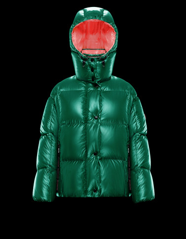 PARANA Green Category Short outerwear