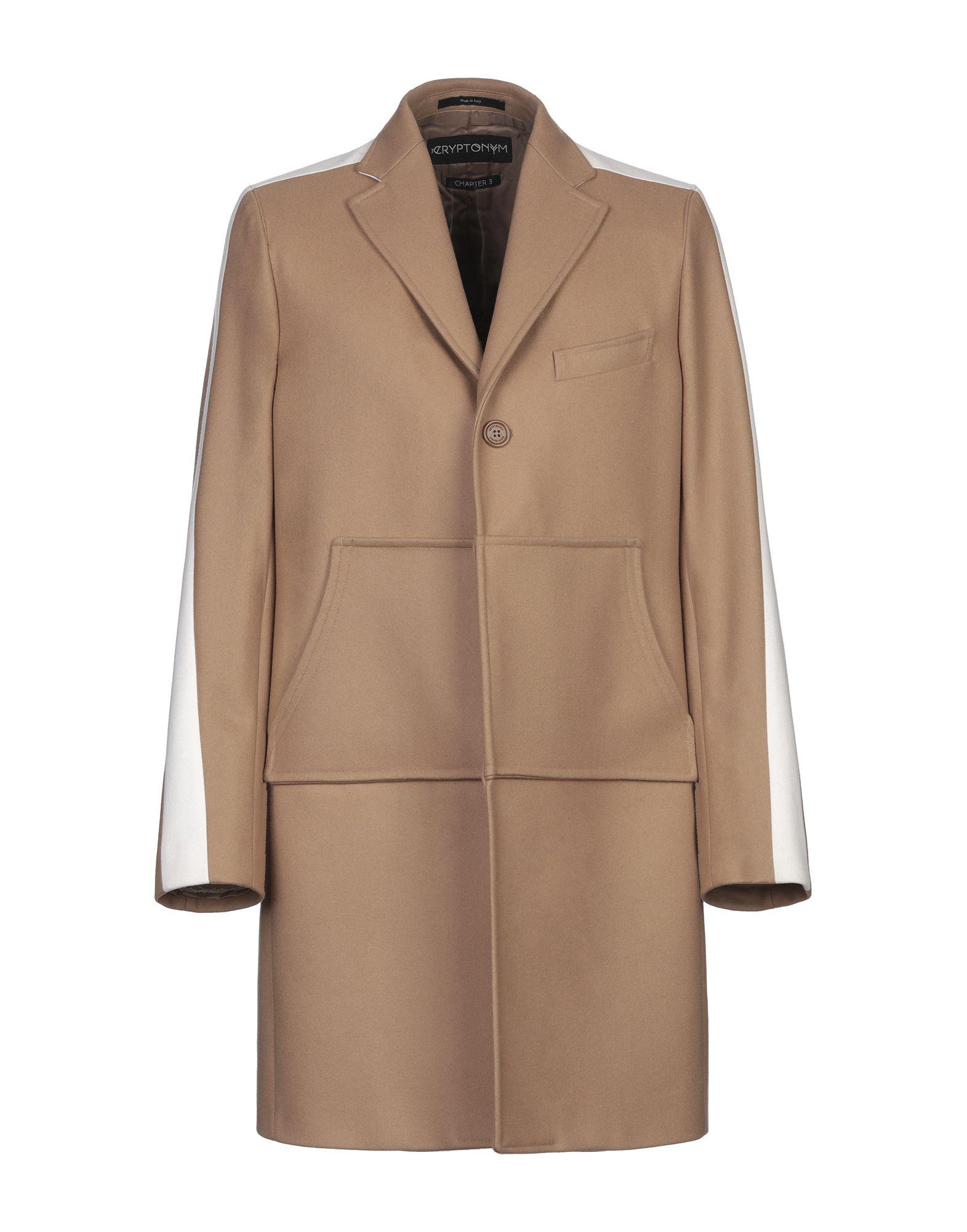 THE CRYPTONYM Пальто the cryptonym куртка