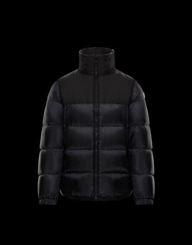 FAIVELEY Black Category Bomber Jacket