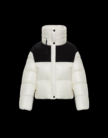 NIL White Category Bomber Jacket