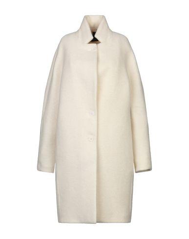 Фото - Женское пальто или плащ AQUARAMA цвет слоновая кость