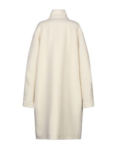 Фото 2 - Женское пальто или плащ AQUARAMA цвет слоновая кость