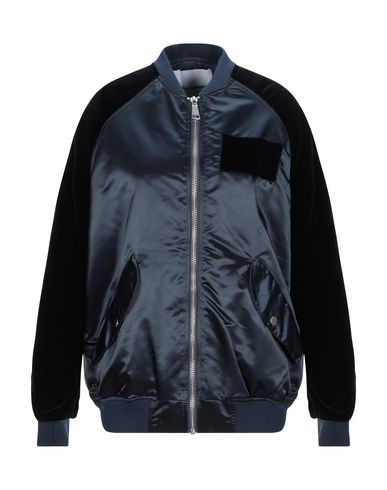 Фото - Женскую куртку MARGAUX LONNBERG темно-синего цвета