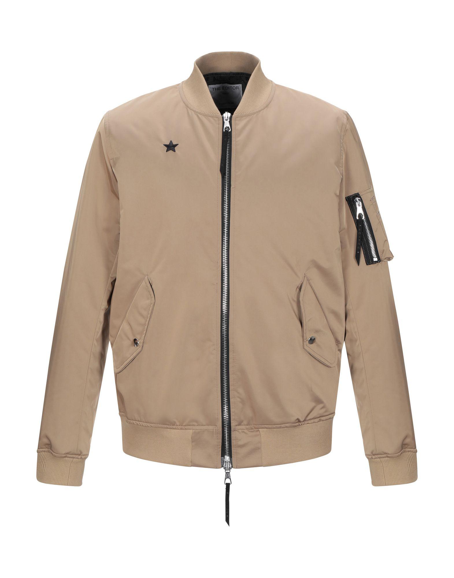 цены на THE EDITOR Куртка  в интернет-магазинах