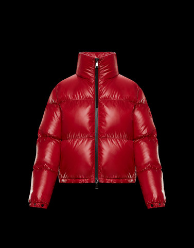 RIMAC Red Category Short outerwear Woman