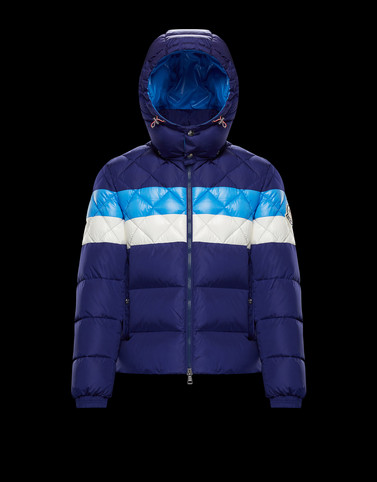 JANVRY Blue Down Jackets