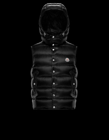 BILLECART Black Category Waistcoats Man
