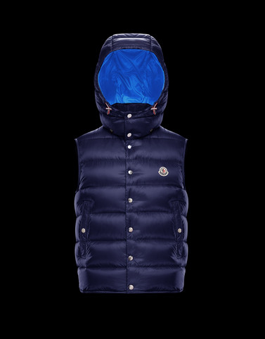 BILLECART Blu scuro Gilet
