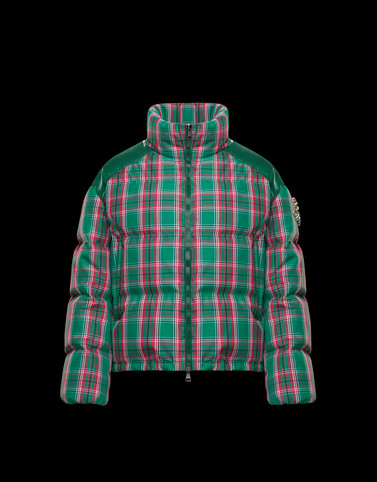 CHOU Green Category Outerwear
