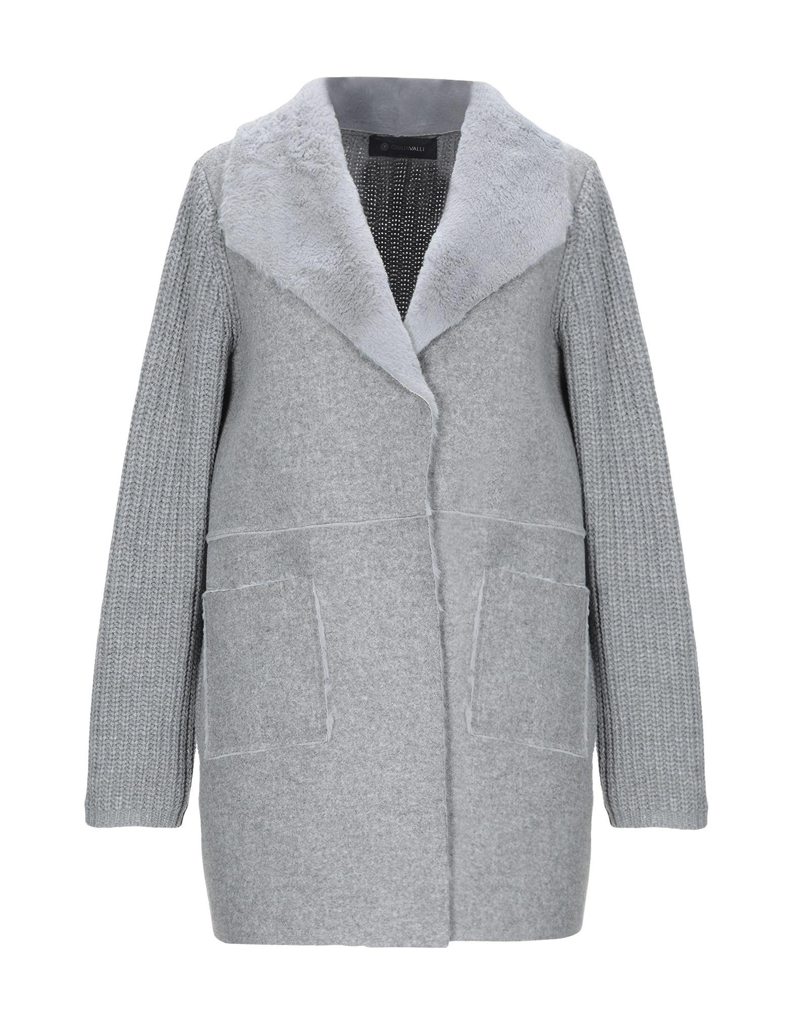 GIULIA VALLI Легкое пальто