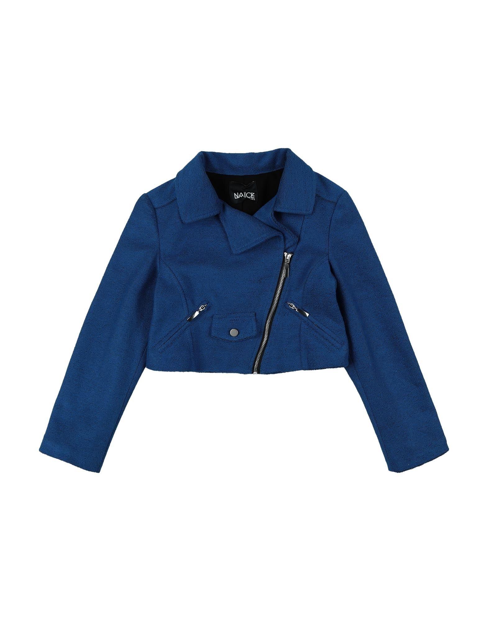Naïce Kids' Jackets In Blue