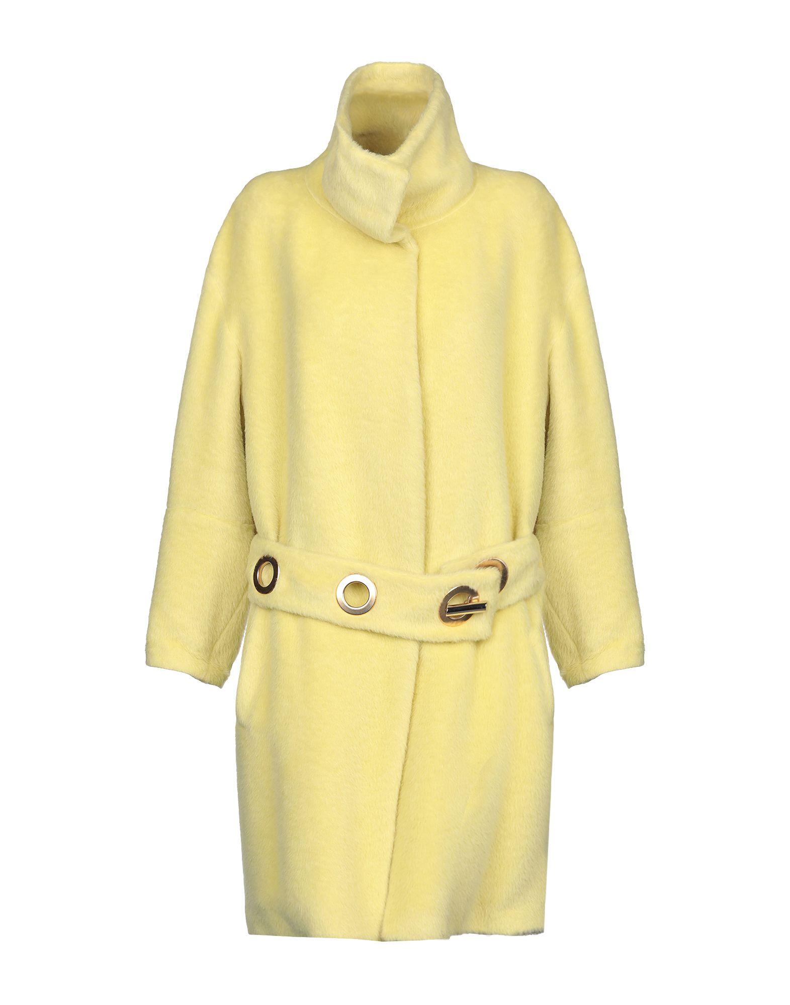 купить JUST CAVALLI Пальто дешево