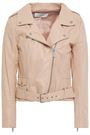 STAND STUDIO Daria leather biker jacket