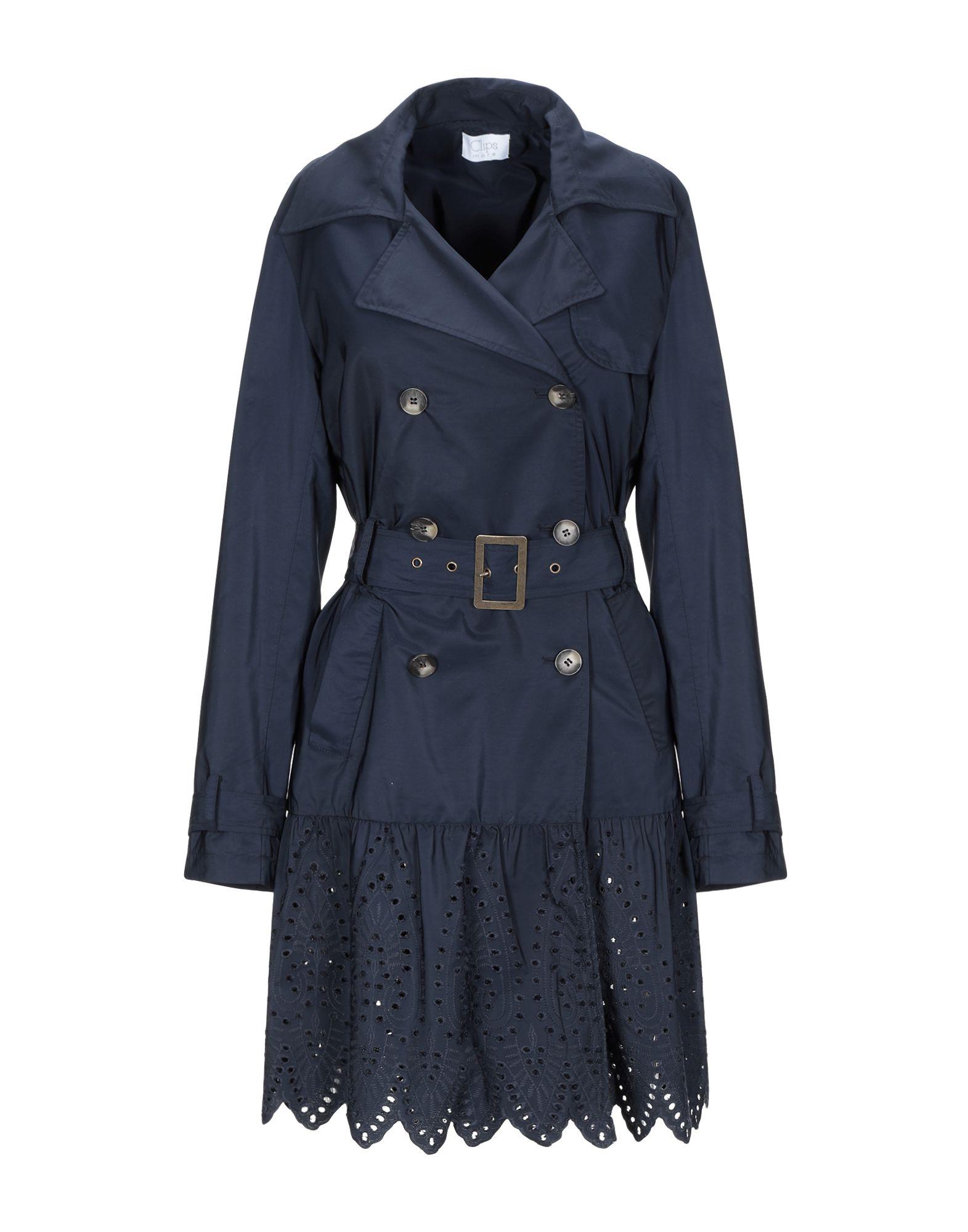 CLIPS MORE Легкое пальто clips more легкое пальто