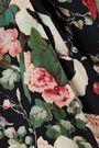 ANNA SUI Floral-print cady kimono
