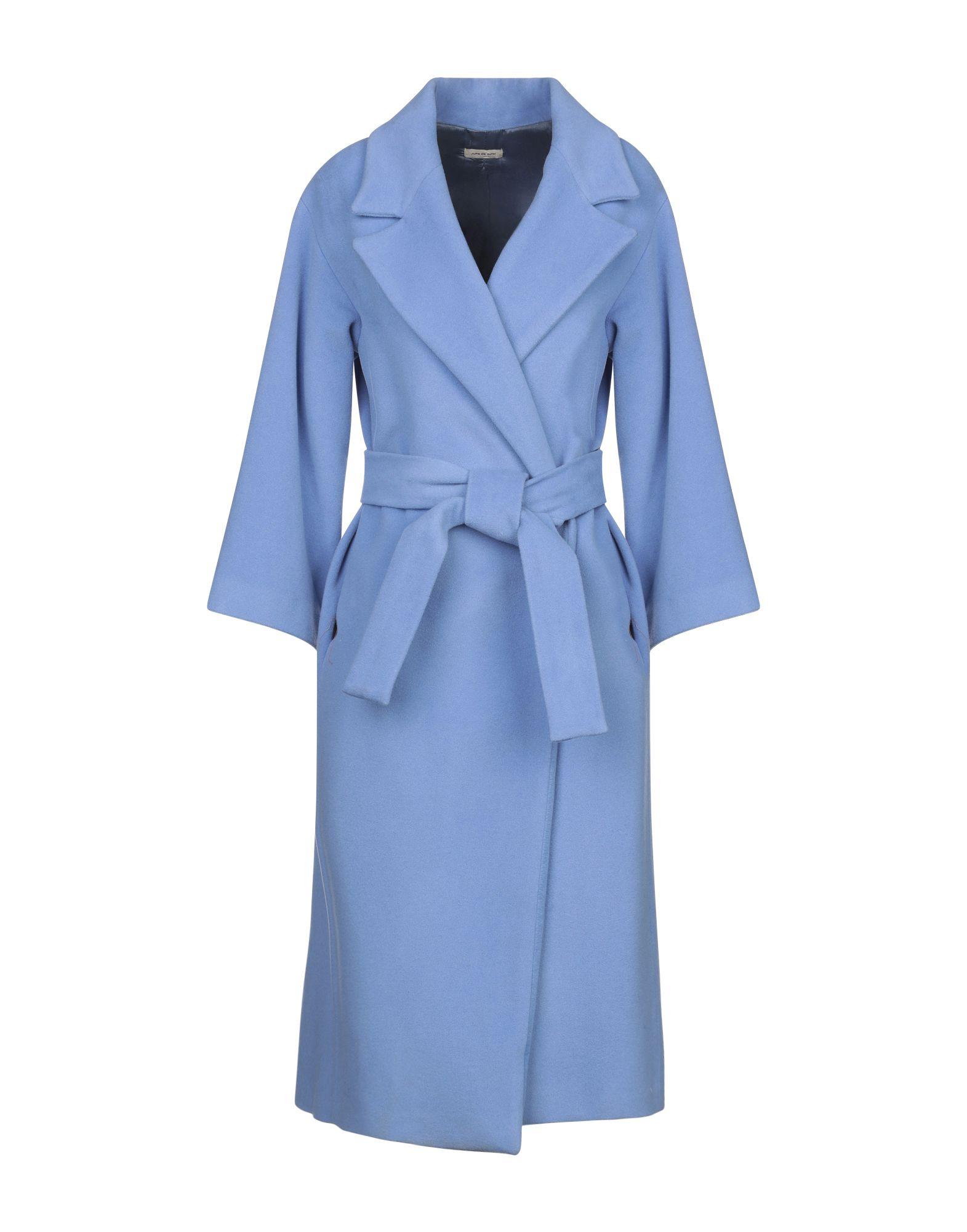 JUPE DE SATIN Пальто jupe de satin длинное платье