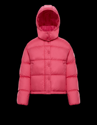 ONIA Fuchsia Short Down Jackets