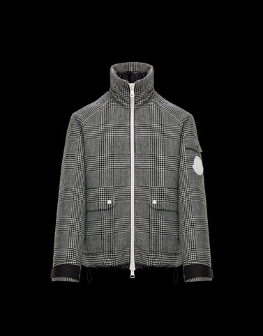 BLIN Black Category Jackets Man
