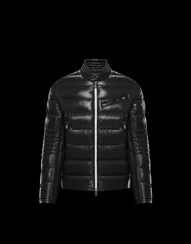 MONCLER BERRIAT - Biker jackets - men