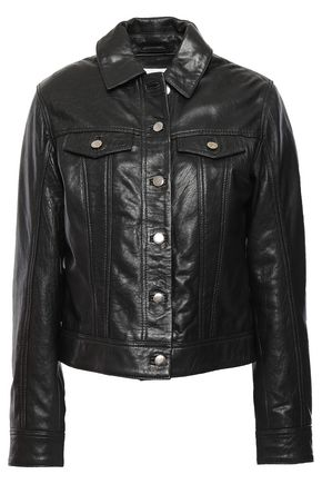 STAND STUDIO Jay leather jacket