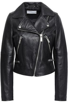 STAND STUDIO Leather biker jacket