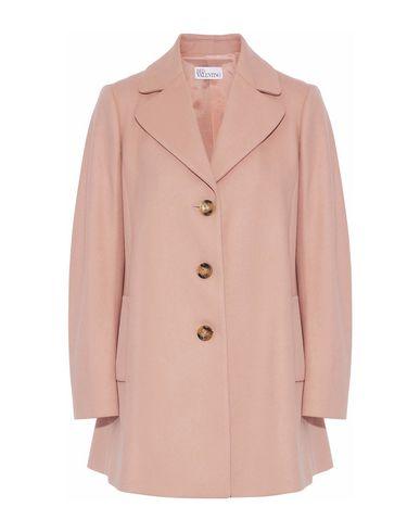 Купить Женское пальто или плащ  розового цвета