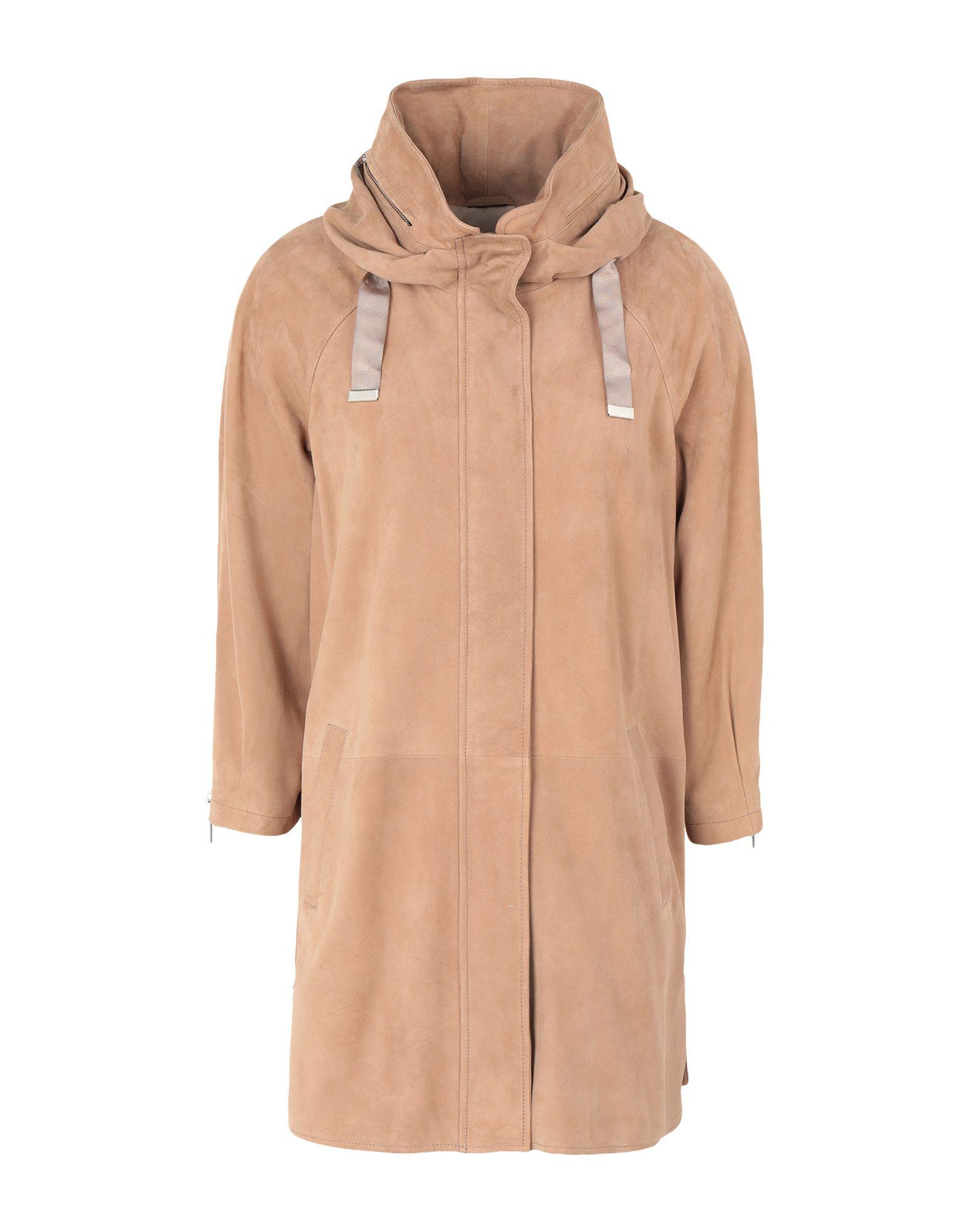 ARMA Легкое пальто куртка кожаная arma arma ar020ewzsi32