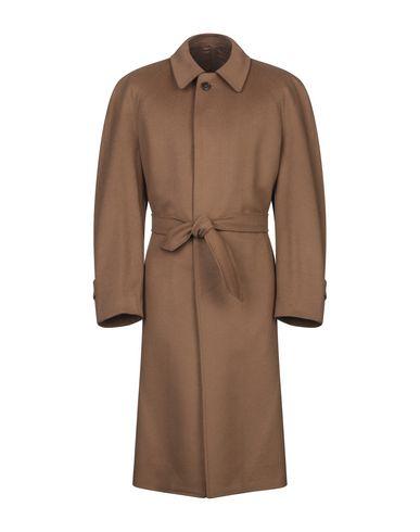 Фото - Мужское пальто или плащ JASPER REED коричневого цвета