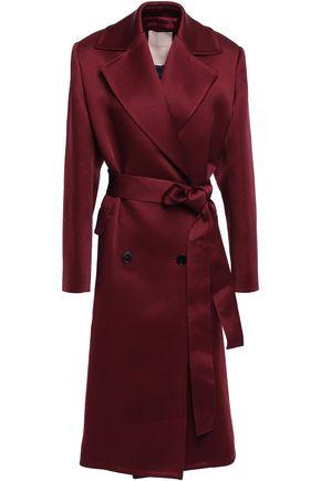 ROKSANDA Satin-crepe trench coat