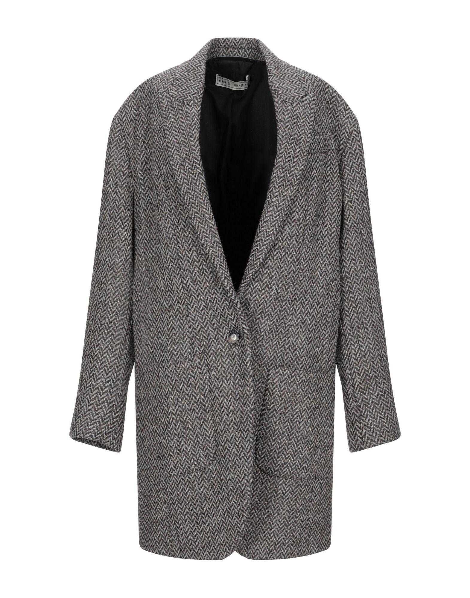 VERONIQUE BRANQUINHO Пальто цены