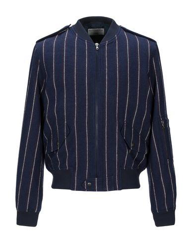 Фото - Мужскую куртку  темно-синего цвета