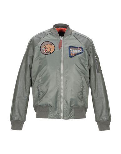 Фото - Мужскую куртку SCHOTT цвет зеленый-милитари