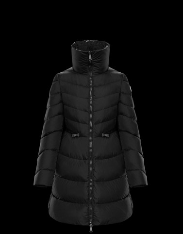 MIRIELON Black Long Down Jackets