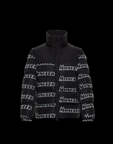FAIVELEY Black Category Bomber Jacket Man