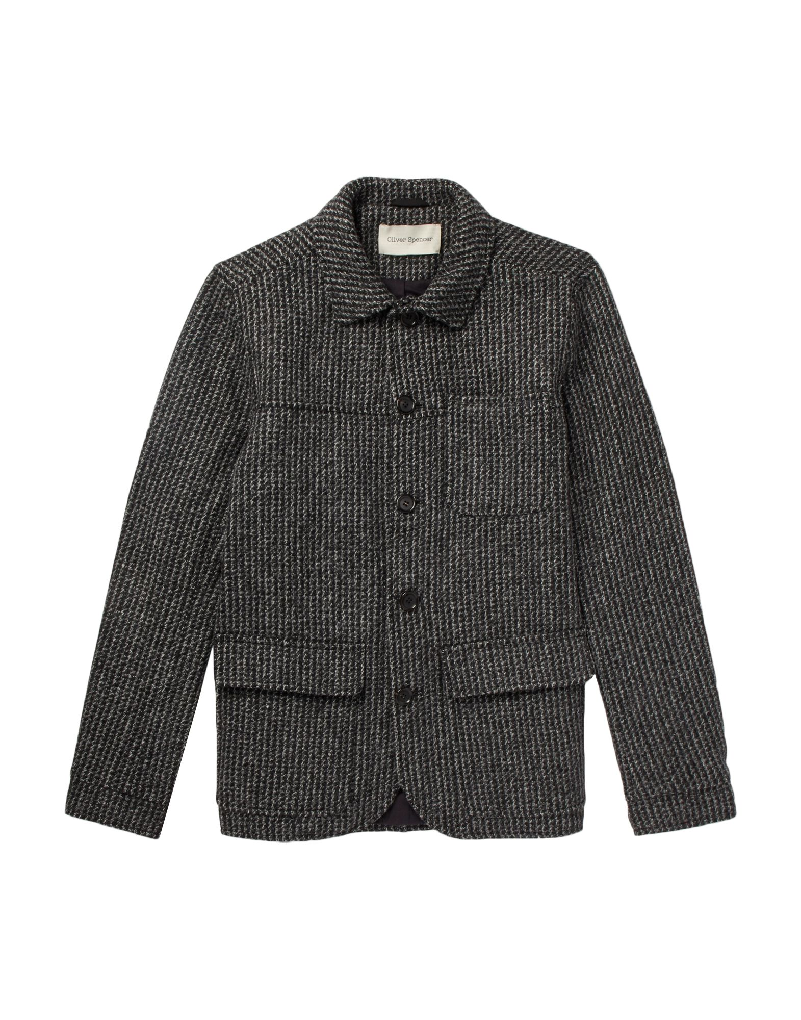 OLIVER SPENCER Пальто