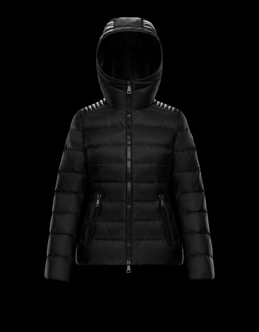 TETRA Black Short Down Jackets