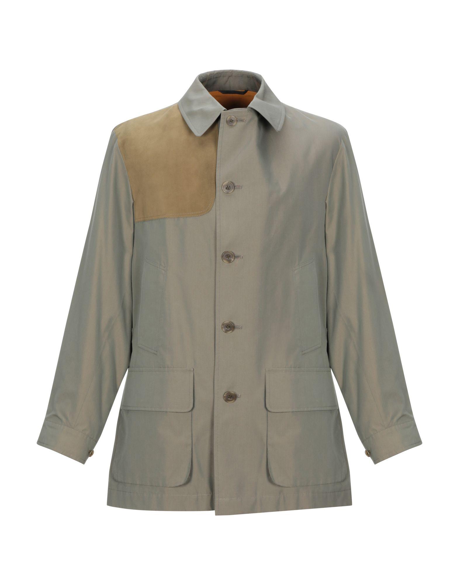 JOHN MAC KAY Легкое пальто