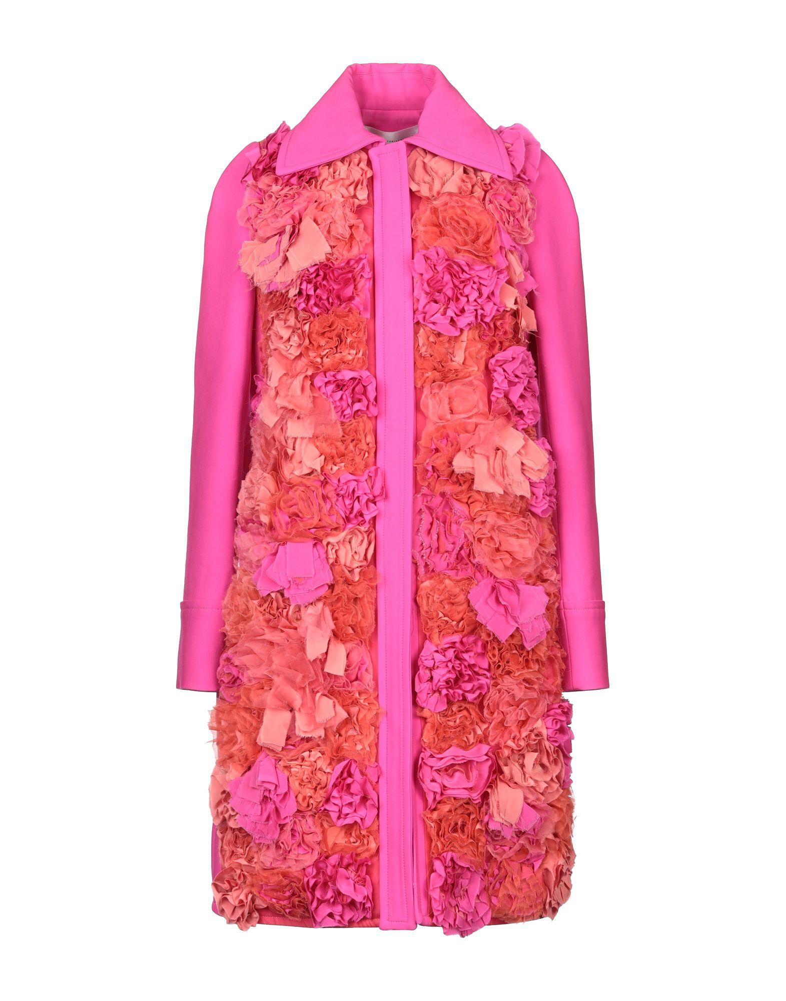 VICTORIA, VICTORIA BECKHAM Легкое пальто цены онлайн