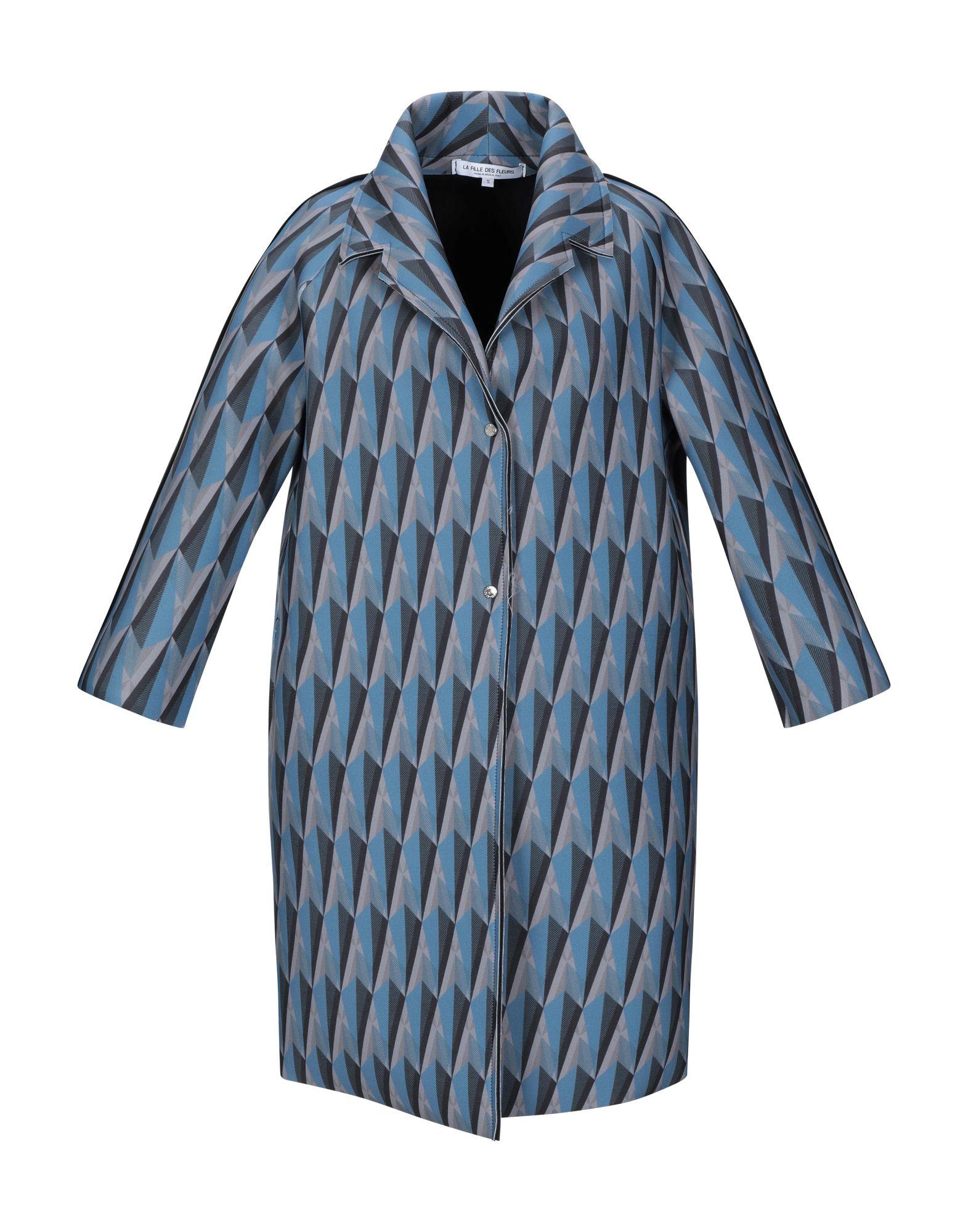 LA FILLE des FLEURS Легкое пальто