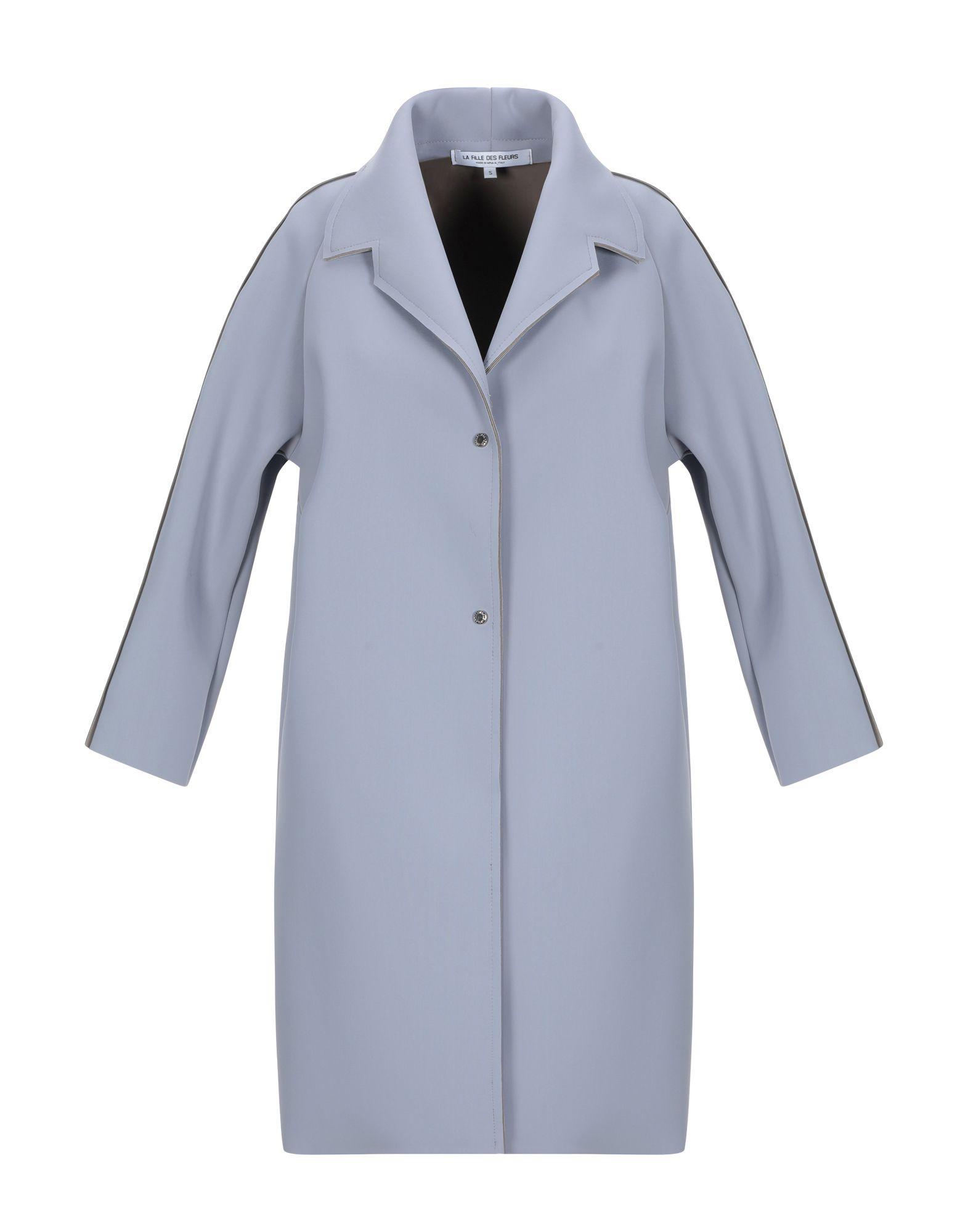 LA FILLE des FLEURS Легкое пальто la ligne легкое пальто